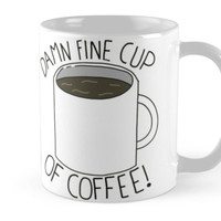 Damn Fine Cup Of Coffee - Twin Peaks