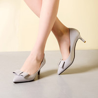 Summer High Heel Pointed Toe Stylish Shoes [4919959172]