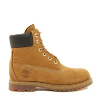 "Timberland 6"" Premium Lace Up Flat Boot -"