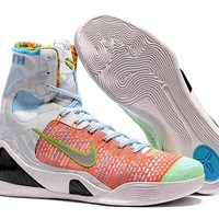 Nike Zoom Kobe Bryant 9  Easter  Basketball Shoes