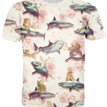 Sharks and Kittens T-Shirt