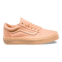 Kids Mono Canvas Old Skool | Shop Girls Shoes At Vans