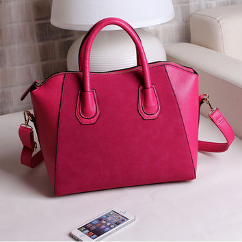 Women Classical Fashion One Shoulder Tote Bag On Sale = 4432167108