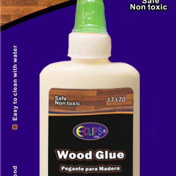 wood glue - 4 oz Case of 48