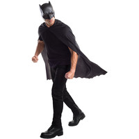 Doj Batman Adt Cape With Mask