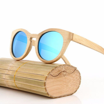 Wood Sunglasses Polarized Driving Bamboo Sunglasses Wooden Glasses Frames