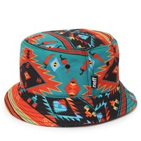 Neff Santa Fe Bucket Hat - Mens Backpack - Blue - One