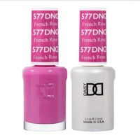 DND - Gel & Lacquer - French Rose - #577