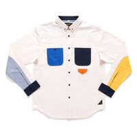 10 Deep: Adana Button Down - Natural