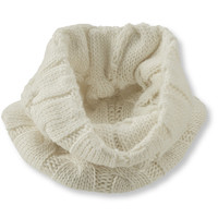 Chunky Knit Neck Warmer