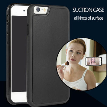 Anti-gravity Phone Cases For iPhone 7 7Plus Magical Anti gravity Nano Suction