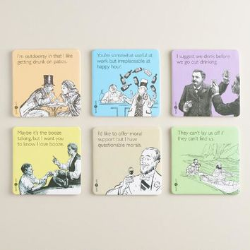 Someecards Censored Coasters 6 Pack
