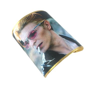 David Bowie Bracelet - White Duke