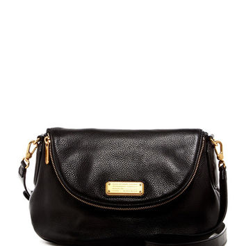 Marc by Marc Jacobs | New Q Natasha Leather Crossbody | Nordstrom Rack
