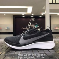 2019 Nike Zoom Fly Flyknit Running Shoes Size:40~45