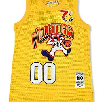 Rock N Jock Method Man Basketball Jersey