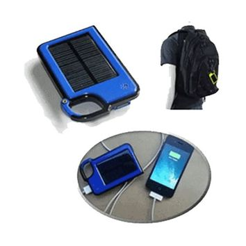 Smartphone Clip-On Solar Charger - Cell Phone Charger