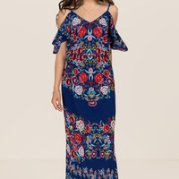 Sawyer Floral Maxi Dress