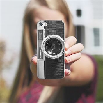 Camera iPhone 5s case by Nicklas Gustafsson | Casetify