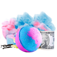NEW Cash Money Bath Bomb by Jewelry Candle with $2 - $2500