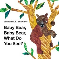 Baby Bear, Baby Bear, What Do You See? (Cloth Book)(Bath Book)