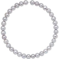 Macy's Cultured Freshwater Pearl (9mm) Coil Choker Necklace Jewelry & Watches - Necklaces - Macy's