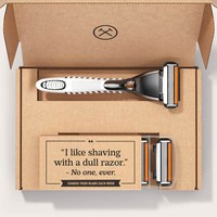 DollarShaveClub.com - Shave Time. Shave Money.