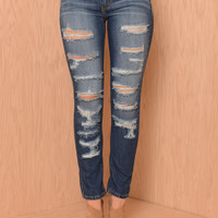 River Rafting Jeans