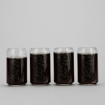 Urban Outfitters - Coke Glass - Set Of 4