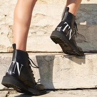 VALENTINO Fashion warm Martin boots
