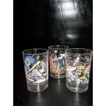 Disney Collector Glasses