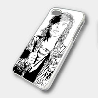 Sleeping with Sirens Kellin Quinn Vocalist 3373 - iPhone Case iPhone 4 Case iPhone 4S Case iPhone 5 Case iPhone 4 / 4S / 5 Case Hard Cover