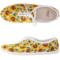 American Apparel - Printed Unisex Tennis Shoe