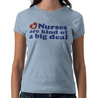 Cute Nurse Design Tshirts from Zazzle.com