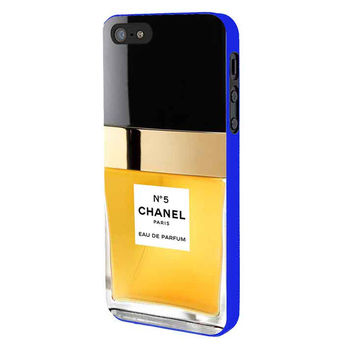 Chanel Perfume iPhone 5 Case Available for iPhone 5 iPhone 5s iPhone 5c iPhone 4/4s