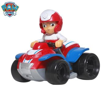 Paw Patrol Puppy Patrol Patrulla Canina Patrol Canine Chase marshall ryder Vehicle Car kids toy 1pcs Genuine
