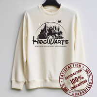 Hogwarts Alumni Shirt Harry Potter Sweatshirt Sweater Hoodie Shirt – Size XS S M L XL