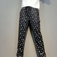 """""""LOUIS VUITTON"""" Woman Casual  Fashion Letter  Print Long Sleeve Trousers Two-Piece Casual Wear"""
