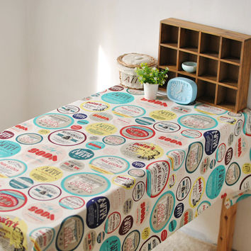 Home Decor Tablecloths [6283622790]
