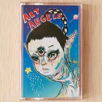 Grimes - Art Angels Cassette Tape