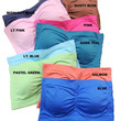Padded Bandeau-Several Colors