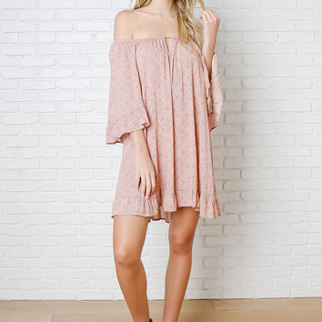 Dillon Off-the-Shoulder Dress