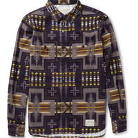 Neighborhood Printed Corduroy Shirt | MR PORTER