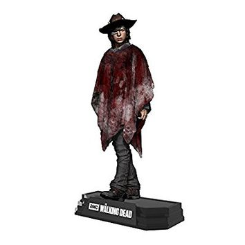 "McFarlane Toys The Walking Dead Carl Grimes 7"" Collectible Action Figure"