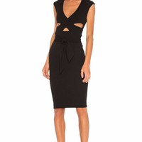 Blake Cutout Bodycon Midi Dress
