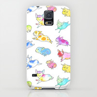 Fabulous Flying Frenchies iPhone & iPod Case by InkPug   Society6