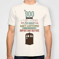 Doctor Who T-shirt by Ashley