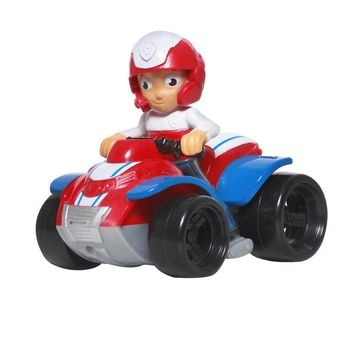 Paw Patrol Dog car patrulla canina Toys Anime Figurine Car Plastic Toy Action Figure model Children Gifts toys