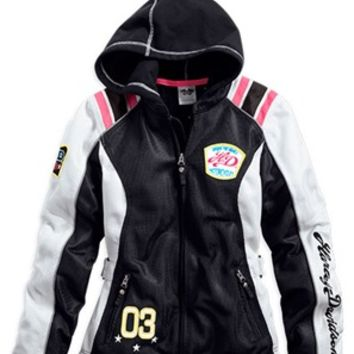 Harley-Davidson® Women's Cruiser Girls 3-in-1 Jacket 97422-14VW