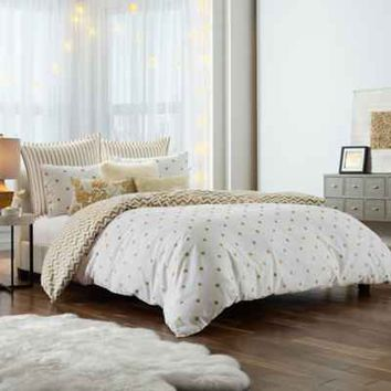 Anthology™ Gold Glam Mini Comforter Set